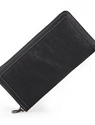 Men Sheepskin Professioanl Use Evening Bag / Wallet