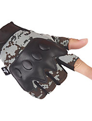 Half-Finger Gloves Male Special Forces Military Fans Riding Bike Motorcycle Gloves