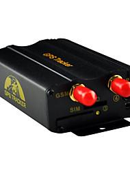 gps tk103b + gps103b + dual gsm voiture carte de localisation coban 12