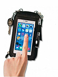 Bike Bag 0.5LWaist Bag/Waistpack / Wallet / Cycling Backpack / Wristlet Bag / Shoulder Bag / Handbag / Belt Pouch/Belt Bag / Cell Phone