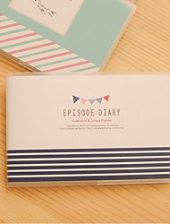 T002 Korea Stationery Cute Little Book Sleeve Small Fresh Word Of The Pocket Book Small Notepad