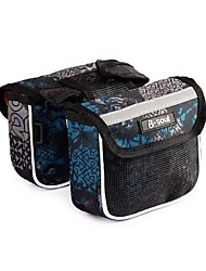 B-SOUL® Bike Bag 2.5LLBike Frame Bag Shockproof / Wearable / Multifunctional / Phone Holder / Phone/Iphone Bicycle Bag Nylon Cycle Bag