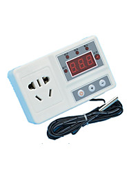 Constant Temperature Controller (Plug in AC-220V-1.5~2000W; Temperature Range:-10-110℃;Two Of A Pack)