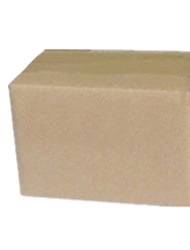 Yellow Color Other Material Packaging & Shipping 12#, Three Layer Blank Normal Cartons A Pack of Twenty-Five