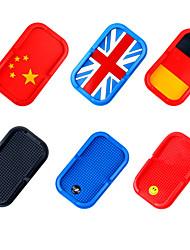 navigation téléphone mobile pad de support véhicule multifonctionnel tapis antidérapant