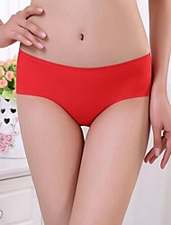 Hot Sale New Fashi Briefs Fabric Ultra-thin Comfortable Underwear Seamless Panties for Ladies Briefs Free Shipping