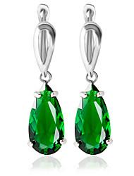 1pair/White/purple/Blue/Black/White/green Hoop Earrings forWomen