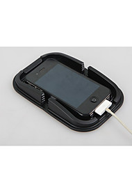 Apple Mobile Navigation Support, PU Mobile Phone Anti-Slip Mat Holder