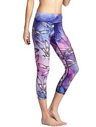 Women Print Legging,Spandex
