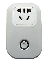 WiFi смарт-приложение гнездо дистанционного беспроводного пульта дистанционного управления таймер гнездо вставленной строки