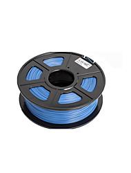 Abs 3D Printing Supplies Diameter 1.75Mm Blue