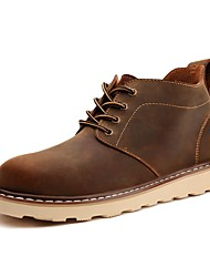 Westland® Men's Boots / Fashion Boots /New Arrival/Leather Outdoor / Casual Black / Brown Walking/Classic Style