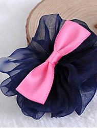 Girls Hair Accessories,All Seasons Chiffon / Others / Silk Blue / Purple