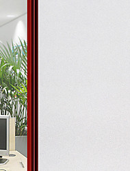 Window Film Window Decals Style Fashion Matte PVC Window Film - (100 x 45)cm