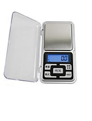 alta precisão balança eletrônica portátil (gama de pesagem: 100g / 0.01g, chinês)