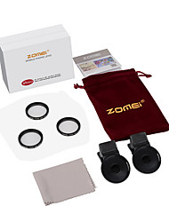 Zomei® M3  Star4+Star6+Star8 Clip Iphone Lense for Iphone/Android Smartphone Camera