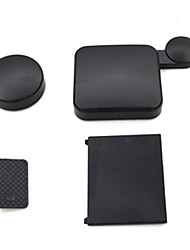 Gopro Accessories Lens Cap / Accessory Kit / Screen Protectors Waterproof / Dust Proof / All in One / Convenient, For-Action Camera,Gopro
