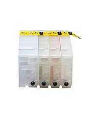 cartouche d'imprimante pgi-2100 cartouche remplie d'un groupe de quatre couleurs noir, rouge, jaune, bleu