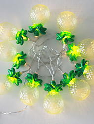 NO 1.5 M 10 LED Diode Gelb Wasserdicht W Leuchtgirlanden <5V V