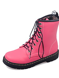 WinterPlatform / Riding Boots / Fashion Boots / Motorcycle Boots / Bootie / Comfort / Combat Boots / Round Toe /