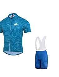 Sport Fahhrad/Radsport Oberteile Damen Langärmelige Atmungsaktiv / tragbar / Komfortabel Polyester / Terylen Klassisch Blau M / L / XL