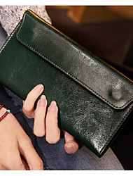 Women PU Casual Wallet