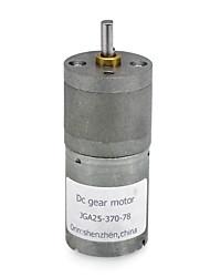 motoredutor DC jga25-370 (77 rpm a 6 v)