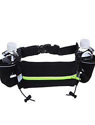 Waist Bag/Waistpack Bottle Carrier Belt Cell Phone Bag Belt Pouch/Belt Bag for Cycling/Bike Running Sports BagMultifunctional