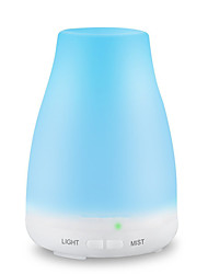 Ultrasonic Air Aroma Humidifier With Changing Color LED Lights Electric Aromatherapy Essential Oil Aroma Diffuser