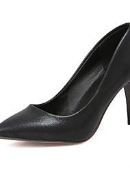 Women's Heels Spring / Summer / Fall / Winter Heels / Basic Pump / Comfort  / Pointed ToeSyntheticMaterials