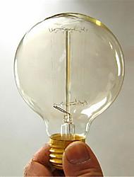 edison g80 concepteur rétro ampoule e27 40w
