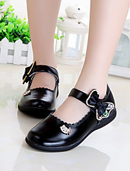 Girl's Sneakers Spring / Fall Flats Rubber Casual Flat Heel Others Black Others