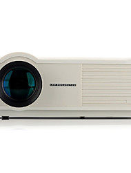 Hd WXGA (1280x800) Houehold 3500 Lumen 3D Projector Long Life Low Maintenance