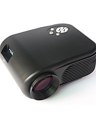 X5 LCD Mini Projector VGA (640x480) 180 LED 169 43
