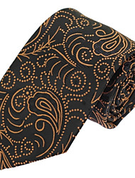 Men Formal Business Casual Necktie Polyester Silk Tie