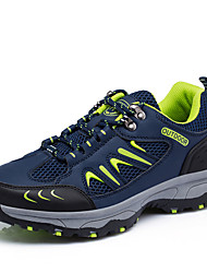 Men's Athletic Shoes Spring / Fall / Winter Comfort /  Outdoor Sport / Low Heel Breathable Blue / Walking / Hiking