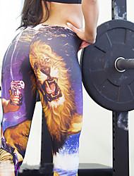 Women Print LeggingPolyester / Spandex