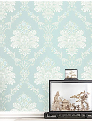 3D Wallpaper For Home Classical Wall Covering  Non-woven paper Material Adhesive required Wallpaper  Room