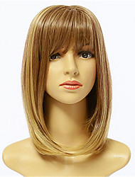 America And Europe Pop Female Hair Bobo Head Fashion Highlights A Wig Net