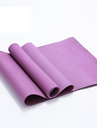 2016 PVC Yoga Mat For Fitness 173 61 Lightweight Keep Slim Fit Accessory Training Mattress Exercise Equipment