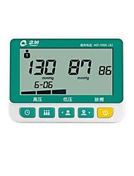 fechamento automático da pressão inteligente tela grande medidor de pressão arterial inteligente