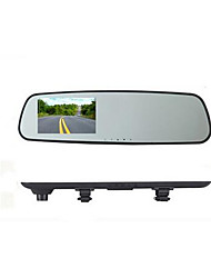 1080P Rear View Mirror Vehicle Recorder / Ping An Auto Insurance Gift Lane /2.4