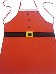 Christmas Decoration Apron Kitchen Aprons Christmas Dinner Party Apron Santa Christmas Kitchen Apron For Children