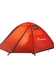 HIMAGET®High Quality 2 Person 1 Door  Inner Mesh Big Space Inside Aluminum Pole Mountain Tent