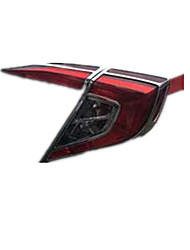 For Honda 160 Generation New Civic Tail Lamp Decoration Box