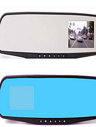 New Car Night Vision Mirror Driving Recorder Vehicle Driving HD Reversing Impact Recorder