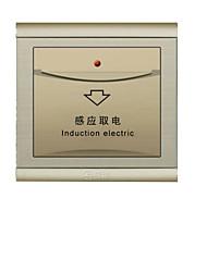 interruptor de smart card baixa freqüência indução atraso do hotel