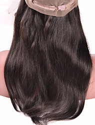 360 Lace Frontal Closure With Adjustable Straps 360 Lace Virgin Hair Malaysian Silk Straight Lace Band Frontals Closure