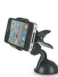 автомобиль мини мобильный телефон контейнер для перевозки машина с 360 градусов вращения навигации кадр iphone4 автомобиля клип держатель
