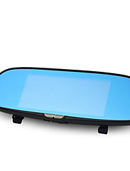 High Definition Night Vision Mirror Intelligent Navigation Double Lens Driving Recorder